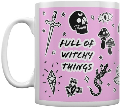 Full of Witchy Things - Mug