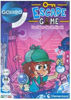 Escape Game - Das Labor des Dr. Frank (Spiel)