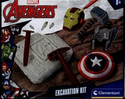 Marvel Avengers - Super Hero - Schatzsuche (Experimentierkasten)