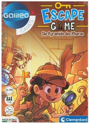 Escape Game - Die Pyramide des Pharao (Spiel)