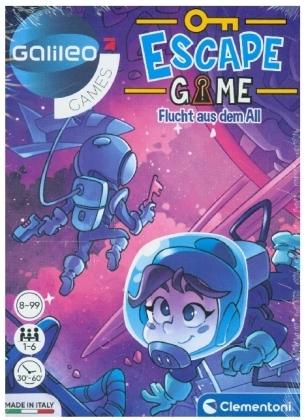 Escape Game - Flucht aus dem All (Spiel)