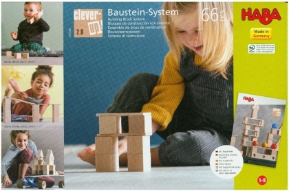 Baustein-System Clever-Up! 2.0