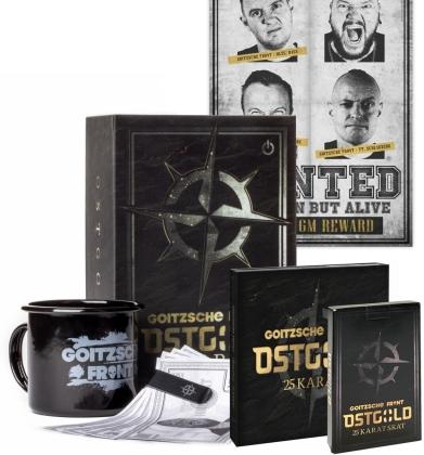 Goitzsche Front - Ostgold - 25 Karat (Boxset, Limited Edition)
