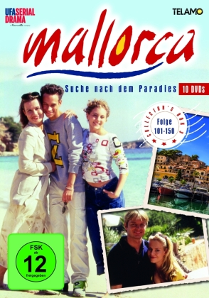 Mallorca - Suche nach dem Paradies - Collector's Box 3 (10 DVDs)