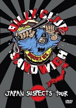 Billy Club Sandwich - Japan Suspects Tour DVD