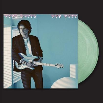 John Mayer - Sob Rock (Limited Edition, Coke Bottle Clear Vinyl, LP)