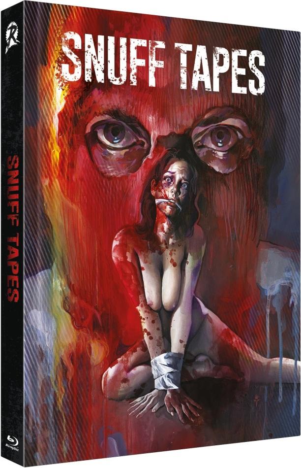 Snuff Tapes (2020) (Cover C, Edizione Limitata, Mediabook, Uncut, Blu-ray + DVD)