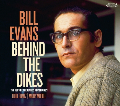 Bill Evans - Behind The Dikes (2021 Reissue, Deluxe Edition, 2 CDs)