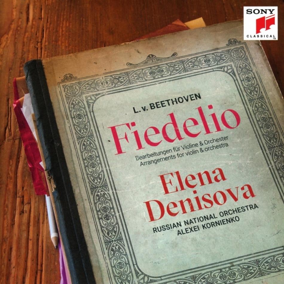 Ludwig van Beethoven (1770-1827), Franz Hummel, Alexei Kornienko, Elena Denisova & Russian National Orchestra - Fiedelio-Beethoven Arrangements f. Violin & Orchestra