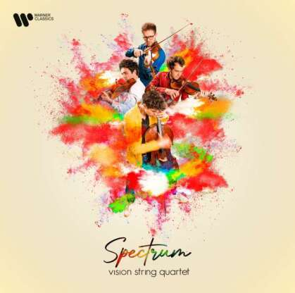 Vision String Quartet - Spectrum