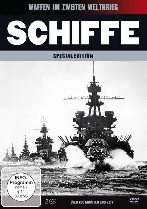 Waffen im 2. Weltkrieg: Schiffe (Special Edition, 2 DVDs)