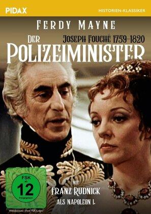 Der Polizeiminister - Joseph Fouché 1759-1820 (1970) (Pidax Historien-Klassiker)