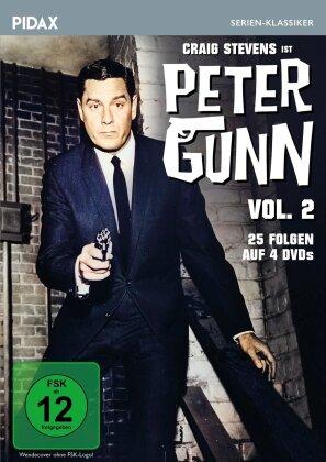 Peter Gunn - Vol. 2 (Pidax Serien-Klassiker, 4 DVD)