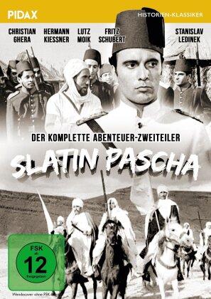 Slatin Pascha - Der komplette Abenteuer-Zweiteiler (1967) (Pidax Historien-Klassiker)