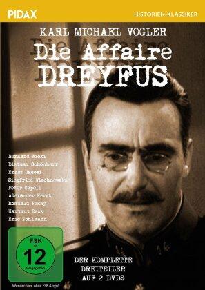 Die Affäre Dreyfus - Der komplette Dreiteiler (1968) (Pidax Historien-Klassiker, 2 DVD)