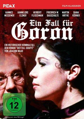 Ein Fall für Goron (1973) (Pidax Film-Klassiker)