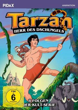 Tarzan - Herr des Dschungels - 8 Folgen der Kult-Serie (Pidax Animation, 2 DVD)