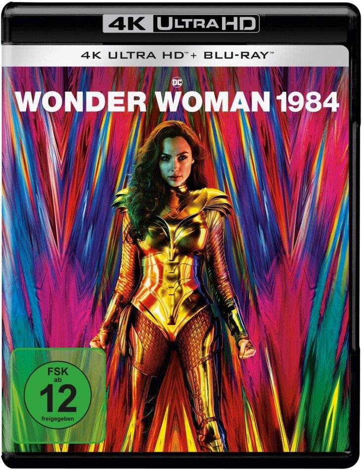 Wonder Woman 1984 (2020) (4K Ultra HD + Blu-ray)