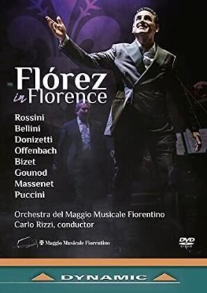 Florez, Juan Diego - Florez In Florence