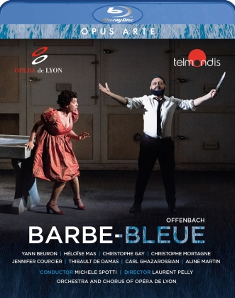Offenbach / Spotti - Barbe Bleue