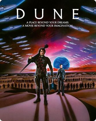 Dune (1984) (Limited Edition, Steelbook, 4K Ultra HD + Blu-ray)