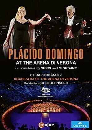 Placido Domingo - At The Arena Di Verona (Unitel Classica)