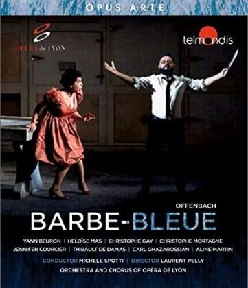 Orchestra And Chorus Of The Opera De Lyon, Michele Spotti, … - Barbe-Bleue (Opus Arte)