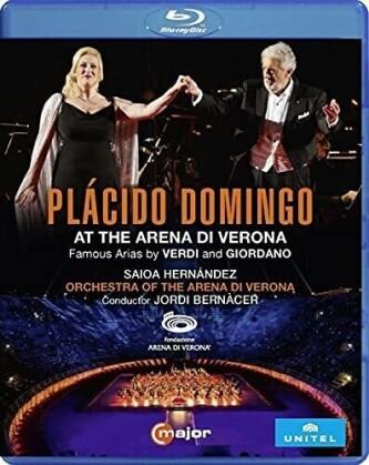 Verdi / Bernacer / Hernandez - Placido Domingo Arena Di Veron