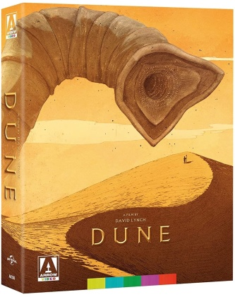 Dune (1984) (Limited Edition, 2 Blu-rays)