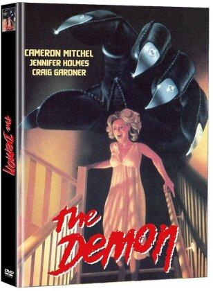 The Demon - Der Teuflische (1979) (Cover D, Limited Edition, Mediabook, Uncut, 2 DVDs)
