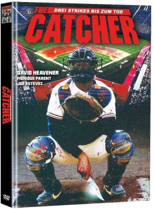 The Catcher (1998) (Cover C, Limited Edition, Mediabook, Uncut, 2 DVDs)