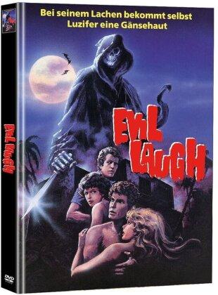 Evil Laugh (1986) (Cover A, Limited Edition, Mediabook, Uncut, 2 DVDs)