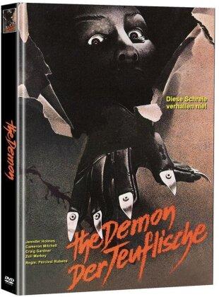 The Demon - Der Teuflische (1979) (Cover A, Limited Edition, Mediabook, Uncut, 2 DVDs)