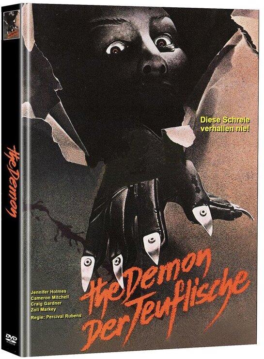 The Demon - Der Teuflische (1979) (Cover A, Edizione Limitata, Mediabook, Uncut, 2 DVD)