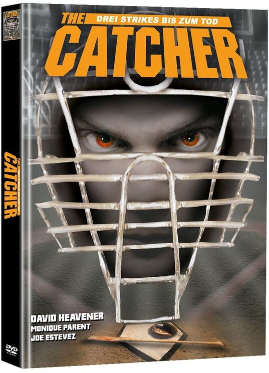 The Catcher (1998) (Cover B, Limited Edition, Mediabook, Uncut, 2 DVDs)