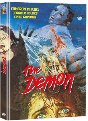 The Demon - Der Teuflische (1979) (Cover B, Edizione Limitata, Mediabook, Uncut, 2 DVD)