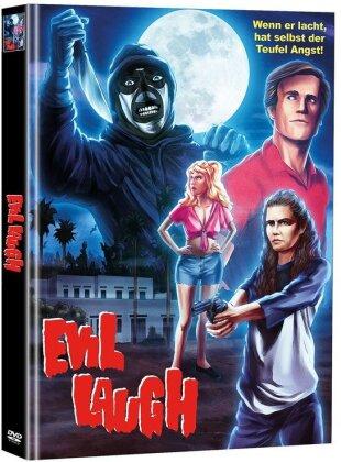 Evil Laugh (1986) (Cover C, Limited Edition, Mediabook, Uncut, 2 DVDs)