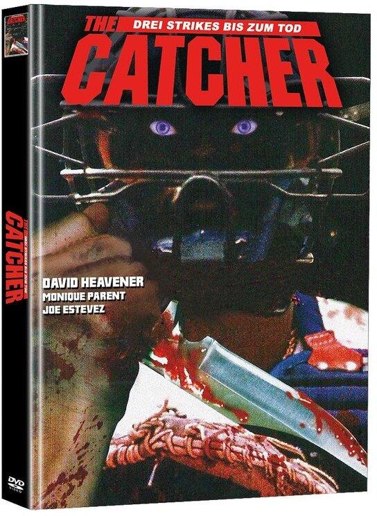 The Catcher (1998) (Cover D, Edizione Limitata, Mediabook, Uncut, 2 DVD)