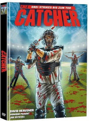 The Catcher (1998) (Cover A, Limited Edition, Mediabook, Uncut, 2 DVDs)