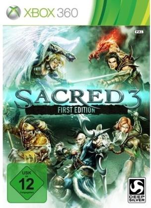 Sacred 3 - 1. Edition