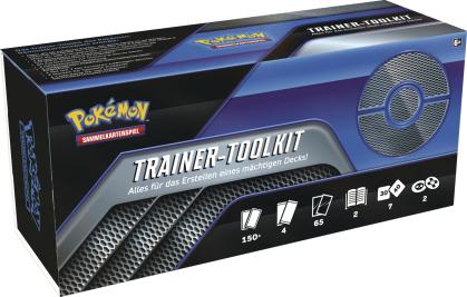 Pokémon Trainer Toolkit 2021 DE (Sammelkartenspiel)