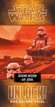 Unlock! - Star Wars Geheim. Miss. J. BoxC (Spiel)