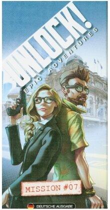 Unlock! - Mission #07 (Einzel) Box7C (Spiel)
