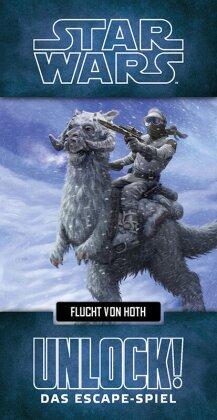 Unlock! - Star Wars Flucht von Hoth BoxA (Spiel)