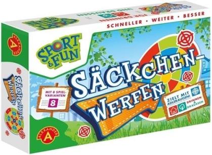 Sport & Fun - Säckchen werfen