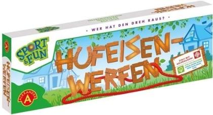 Sport & Fun - Hufeisen Werfen