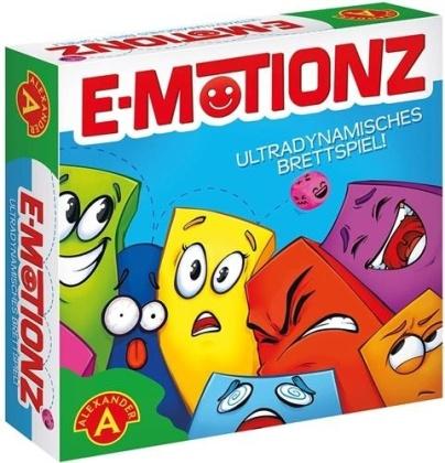 E-Motionz - Das ultraschnelle Brettspiel für Gross und Klein