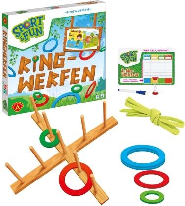 Sport & Fun - Ring Werfen