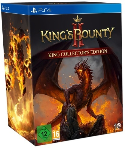 King's Bounty II (King Collector's Edition)