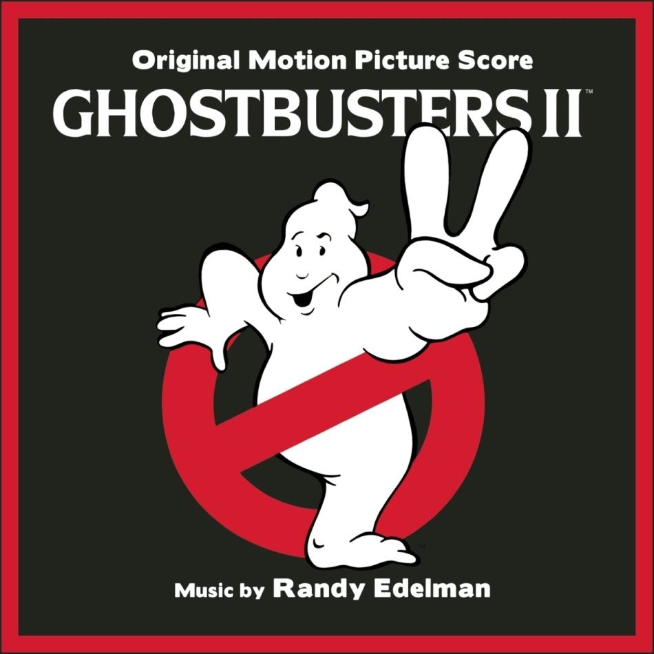 Randy Edelman - Ghostbusters II - OST